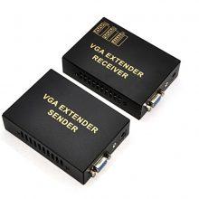 افزایش VGA  با کابل شبکه  300 متر (PNET)