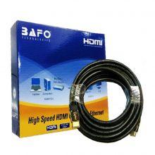 کابل HDMI بافو ۱٫۵ متری ورژن ۲٫۰