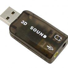 کارت صدا USB معمولی (MYGROUP)