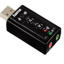 کارت صدا USB ولوم دار 7 کانال (MYGROUP)