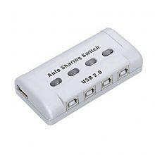 دیتاسوئیچ اتو ۴ پورت USB پی نت(AUTO)