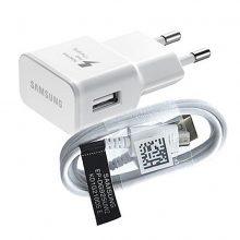 شارژر  با کابل  USB  فست سامسونگ (FAST)
