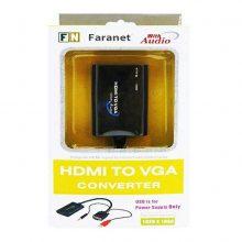 تبدیل HDMI به VGA فرانت
