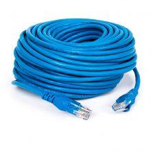 کابل شبکه ۲۰ متری CAT/6 پی نت پلاس (PNET PLUS)