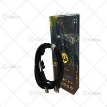 کابل افزایش USB پی نت گلد5 متری(USB 3.0 PNET GOLD)