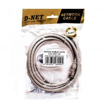 کابل  شبکه ۳ متری CAT/ 6 دی نت (DNET)