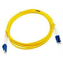 کابل فیبر نوری مخابراتی ۳ متری LC-LC پی نت (PNET)