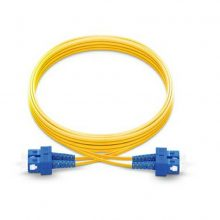 کابل فیبر نوری مخابراتی ۵ متری SC-SC پی نت (PNET)