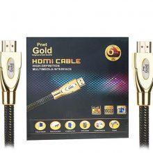 کابل HDMI پی نت گلد ۳ متری(PNET GOLD)