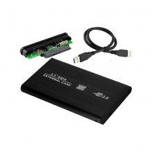 باکس هارد 2.5 دی نت-USB 2.0