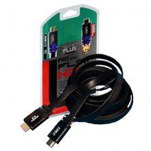 کابل HDMIفلت ورژن ۲٫۰ کی نت پلاس ۱۰متری (KNETPLUS-FLAT)