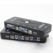 سویچKVMدستی 4 پورت USB مای گروپ