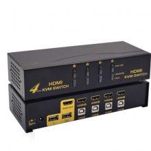سویچ KVM چهار پورت HDMI مای گروپ