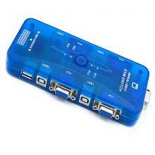 KVMسویچ4پورت USB AUTO مای گروپ