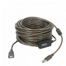 کابل افزایش ۱۰متری USB (پی نت) اکتیو