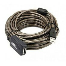 کابل افزایش ۱۵متری USB (پی نت) اکتیو